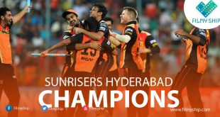 Sunrisers Hyderabad team Raised In IPL 2016