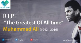 """The Greatest"" Legendary Boxer Muhammad Ali Dies at 74"
