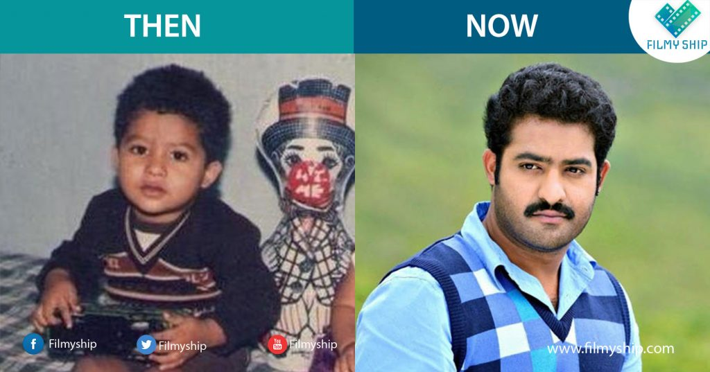 NTR-Childhood-Pic