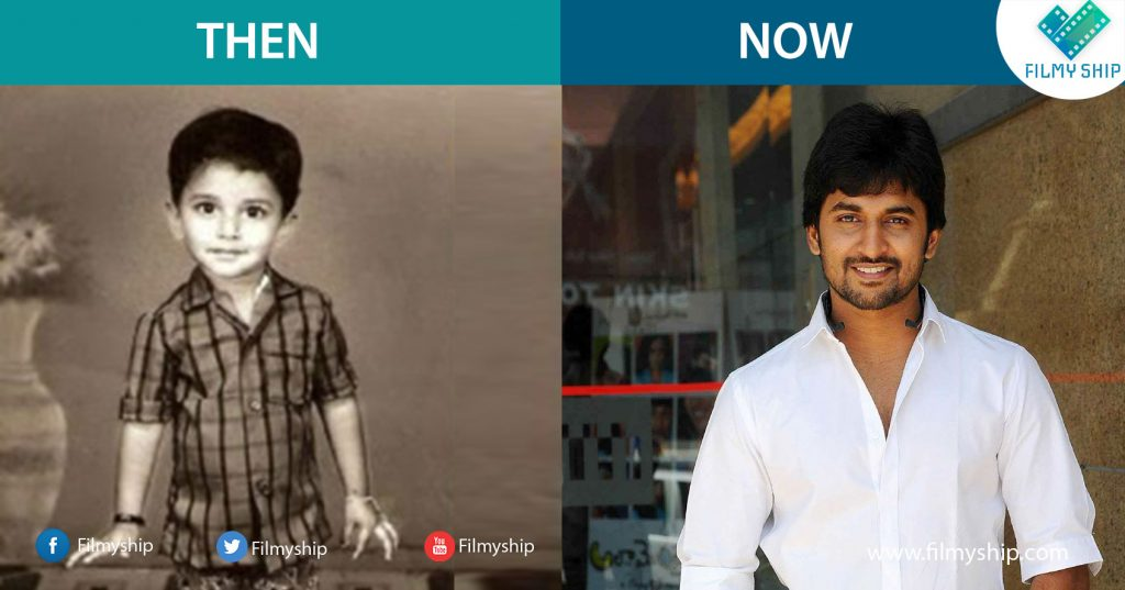 Nani-Childhood-Pic