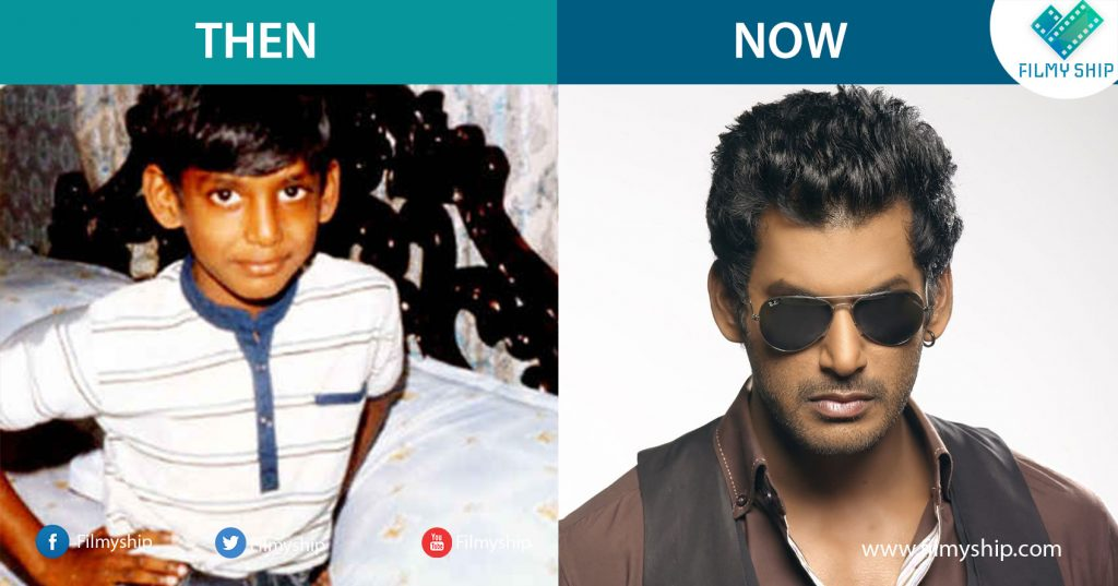 Vishal-Childhood-Pic