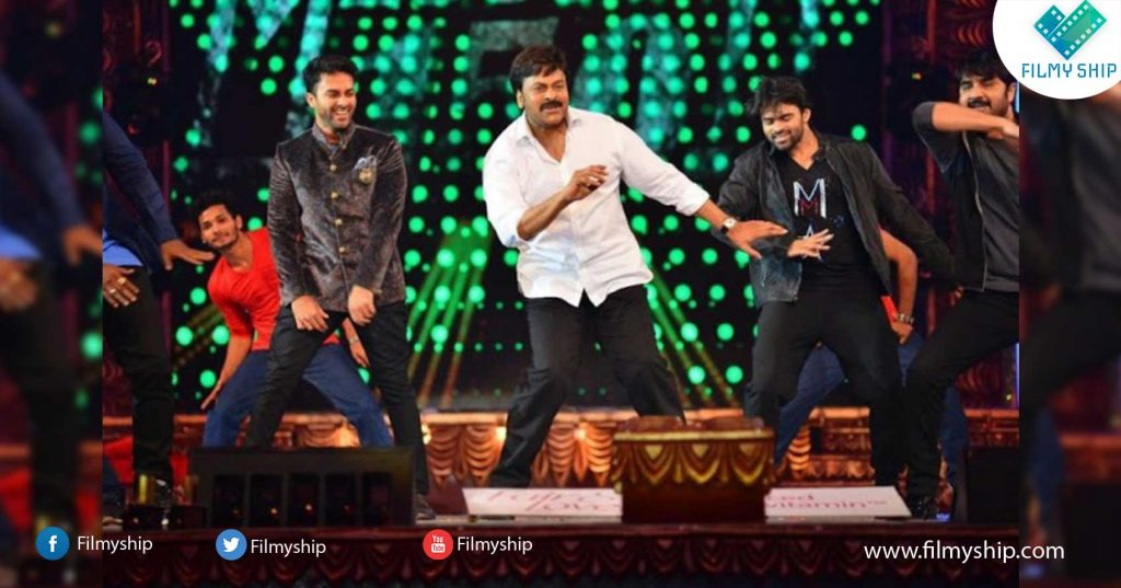Chiranjeevi Performance