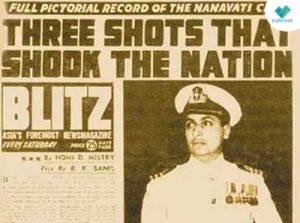 Km Nanavati paper news