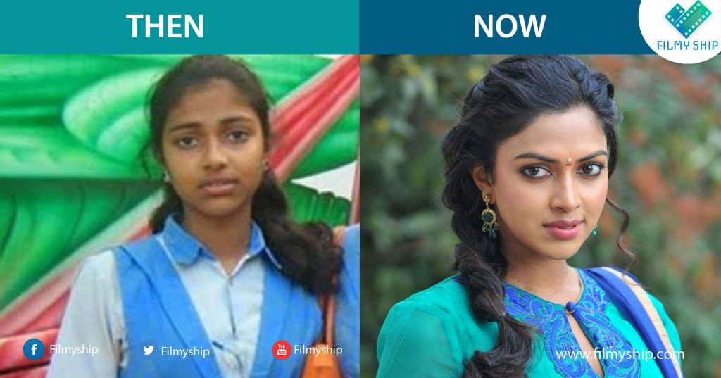 Amala-Paul-Childhood-Pic
