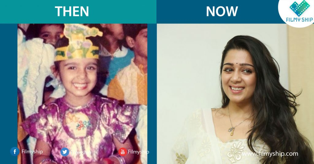 Charmi-Childhood-Pic