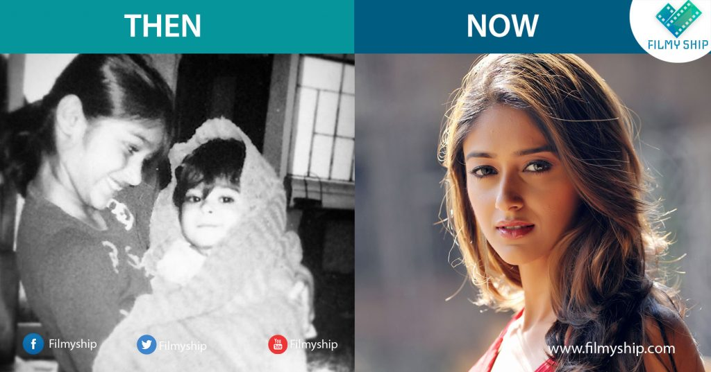 Ileana-Childhood-Pic