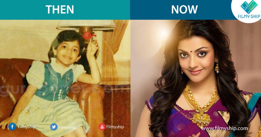 Kajal-Childhood-Pic