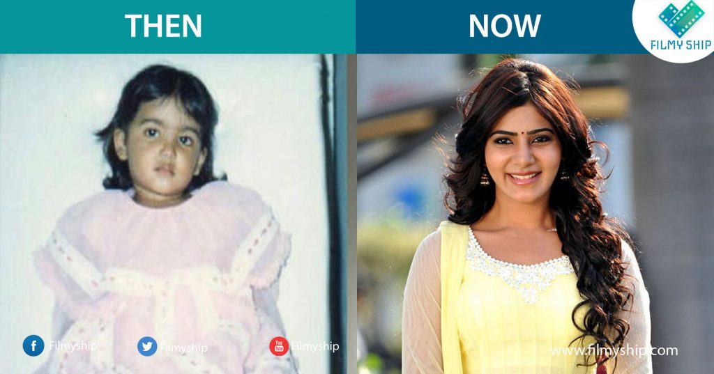 Samantha-Childhood-Pic