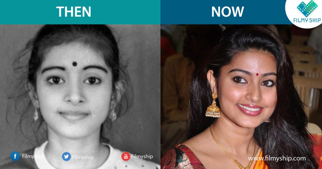 Sneha-Childhood-Pic