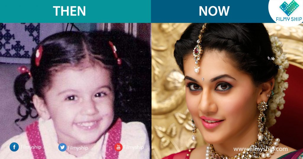 Tapsee-Childhood-Pic