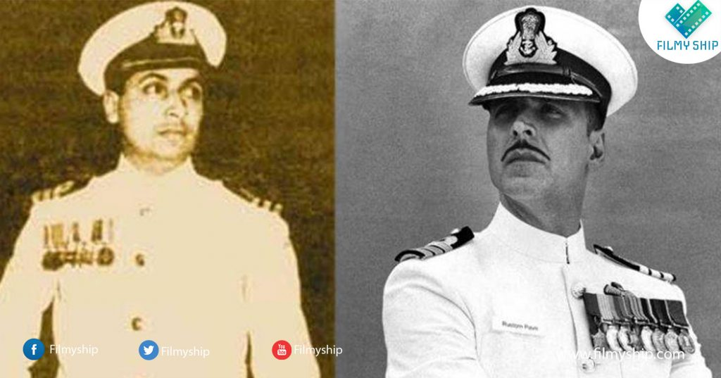 KM Nanavati Case Rustom Movie