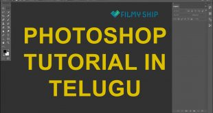 Filmyship Introducing Tutorials for PHOTOSHOP