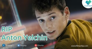 Anton Yelchin : The Startrek Dies at Age 27 After Being Pinned by Car