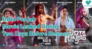 Udta Punjab Movie Uncensored Version Leaked Online